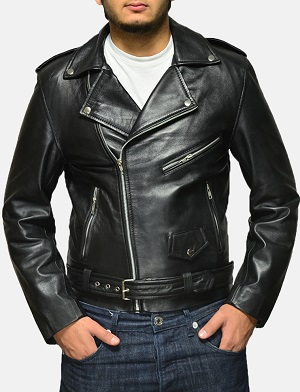 Allaric%20alley%20leather%20biker%20jacket thumbnail 1533914124913
