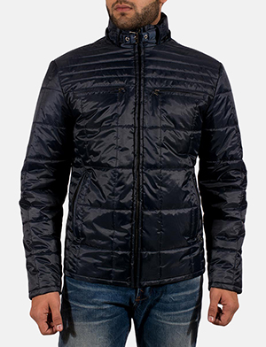 Mens Alps Quilted Windbreaker Jacket