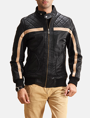 Black%20quilted%20leather%20bomber%20jacket%20for%20men 1491402595672