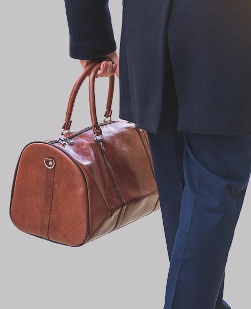 Custom Weekender & Duffel Bags