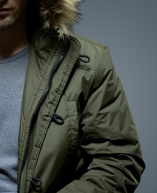 Custom Parka Jackets