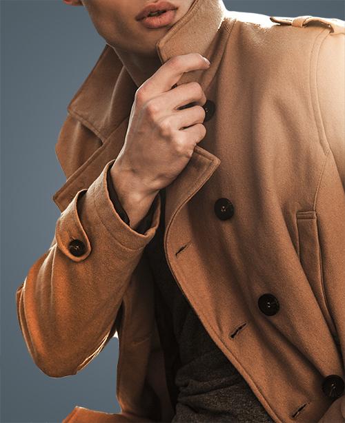 Custom Trench Coats