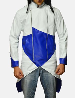 Mens Vigilantte Leather Jacket 1