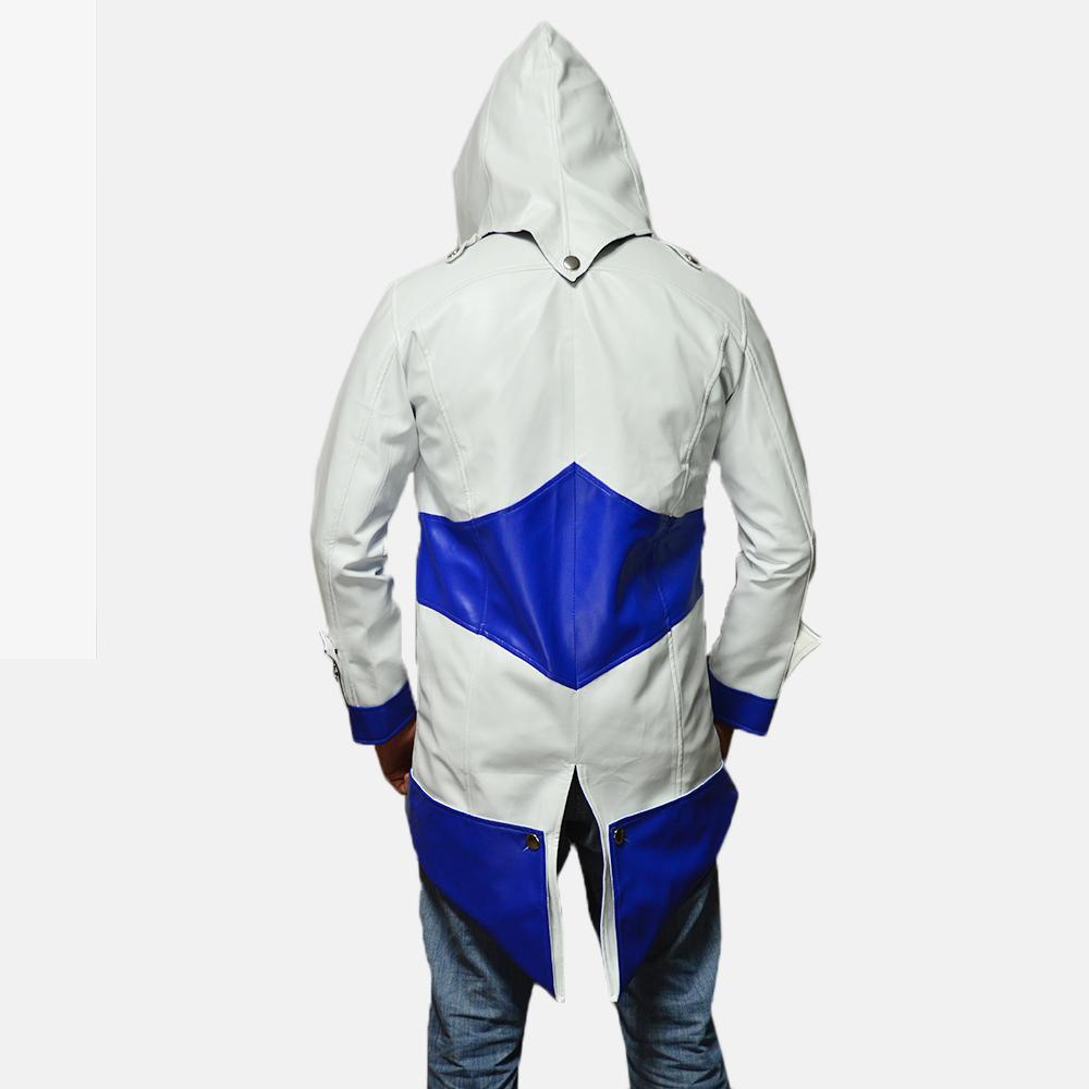Mens Vigilantte Leather Jacket 3