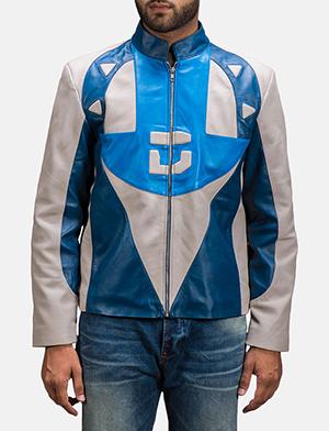 Mens Dusk Citizen Leather Jacket