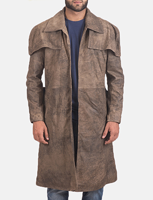 Men%27s%20army%20brown%20leather%20duster 1493195607969