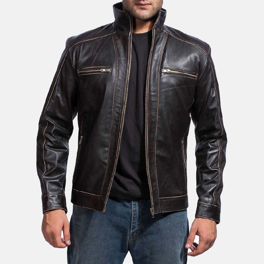 Specializing in Men's Leather Motorcycle Jackets for 10 years has allowed us to provide you with the best selection of Motorcycle Jackets including all the major brands and their latest styles.