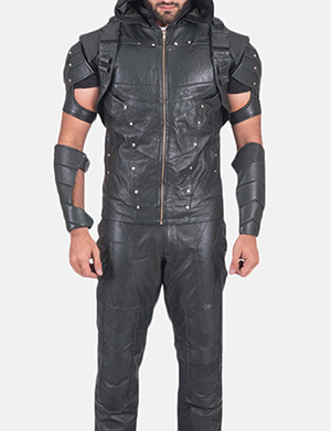 Mens%20new%20green%20hood%20leather%20costume 1491390595989 1493195697209