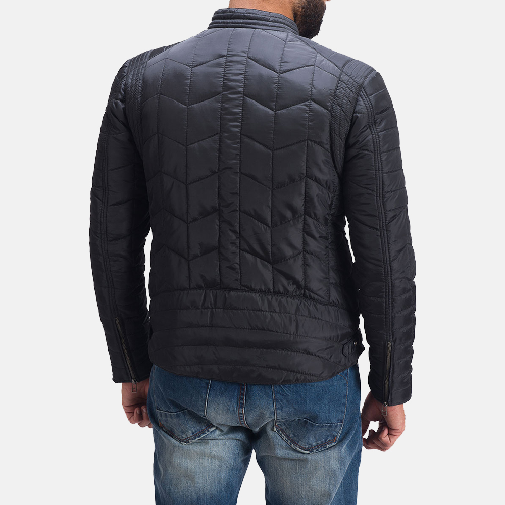 Mens Nyle Quilted Windbreaker Jacket 7