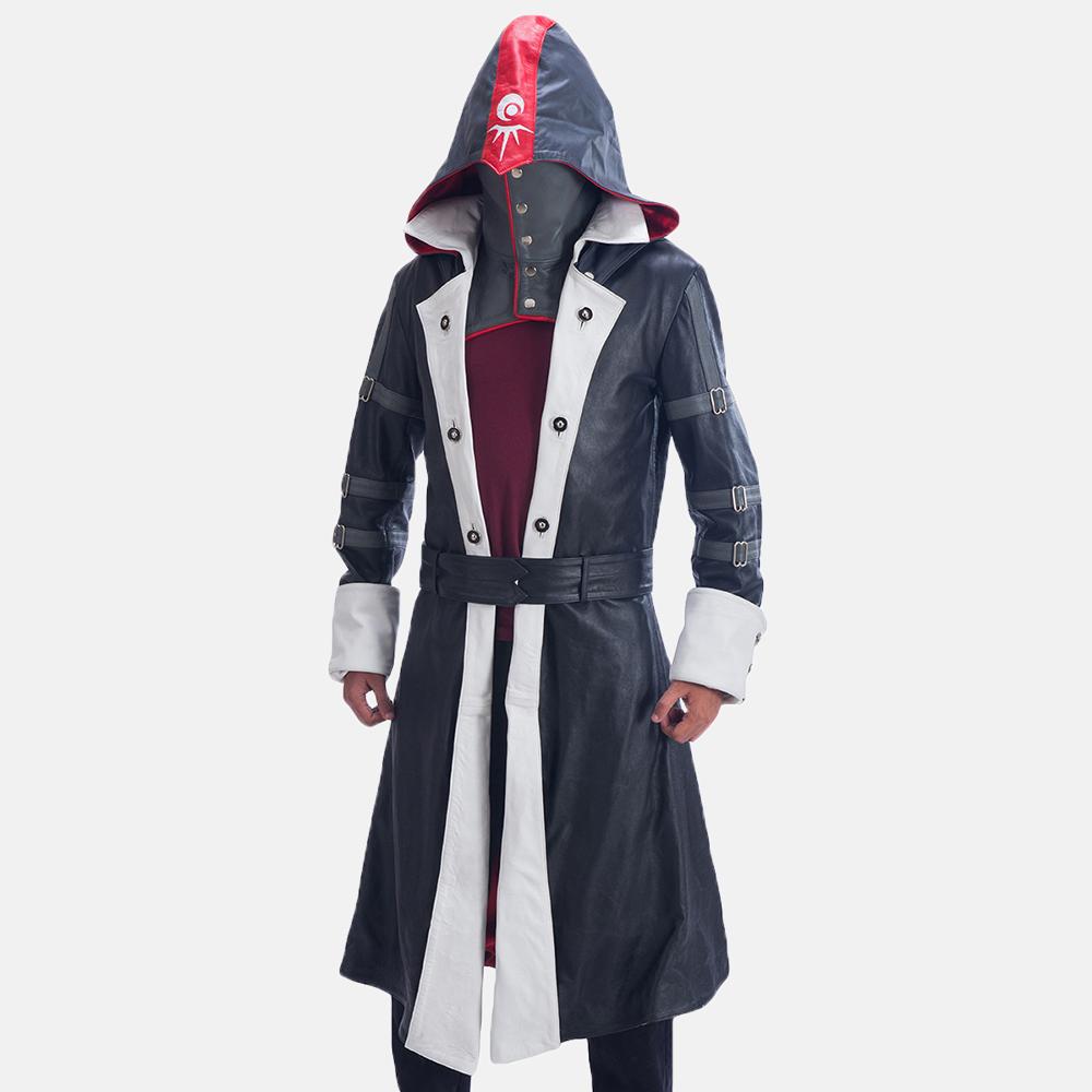 Mens Phantom Lord Leather Costume 2