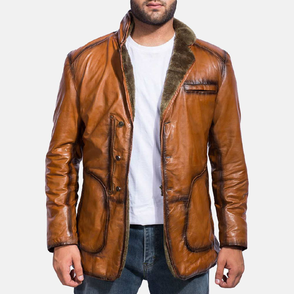Find great deals on Mens Leather Coats & Jackets at Kohl's today! Sponsored Links Men's Vintage Leather Brown Split Napa Leather Jacket. $ Men's Franchise Club Raw X Quilted Lambskin Leather Moto Jacket. sale. $ Regular $ Big & Tall Excelled Hooded Leather Parka.