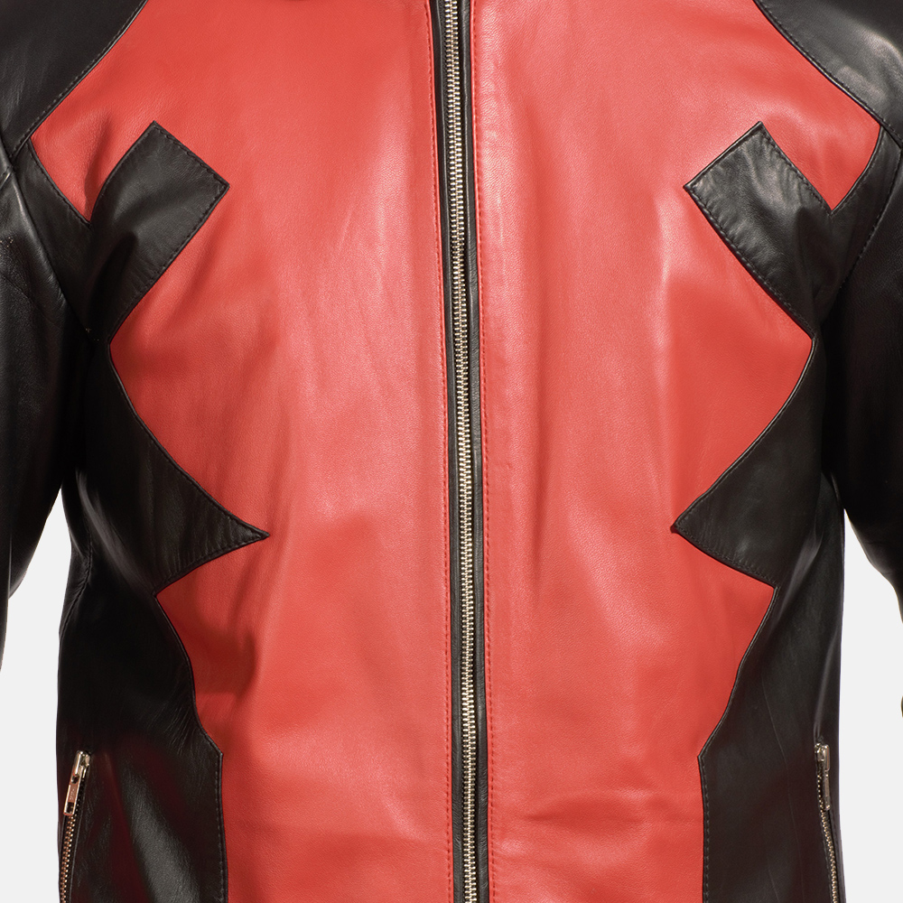 Mens Smoulderon Leather Jacket 3
