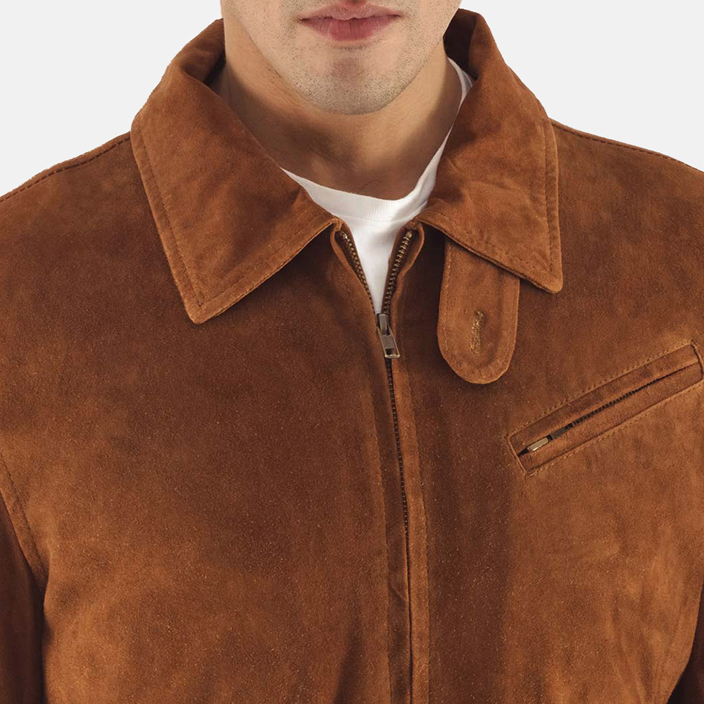 Stay comfortable in any weather with men's jackets. Men will look and feel great in cold weather with the help of a new men's jacket. Sears has great outerwear choices to express any personal style. A canvas shirt jacket or flannel is perfect for the man that prefers a casual look.