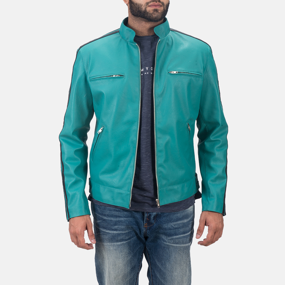 Hipster Hans Biker Jacket  6