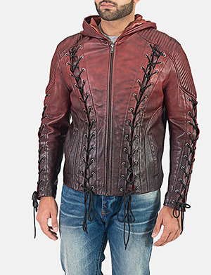 Red%20hooded%20leather%20jacket%20for%20men 1491469963096
