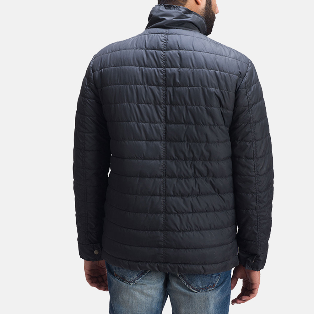 Mens Bo Quilt Windbreaker Jacket 5
