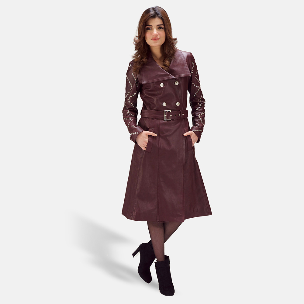 Shop eBay for great deals on Leather Coats Trench Coats, Jackets & Vests for Women. You'll find new or used products in Leather Coats Trench Coats, Jackets & Vests for Women on eBay. Free shipping on selected items.
