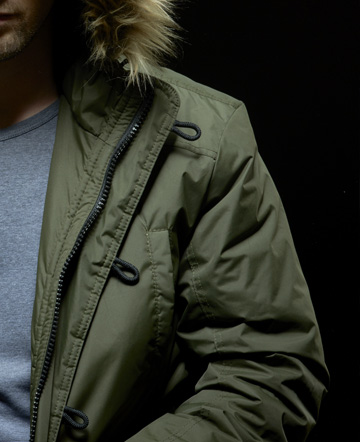 Custom Parka Jackets