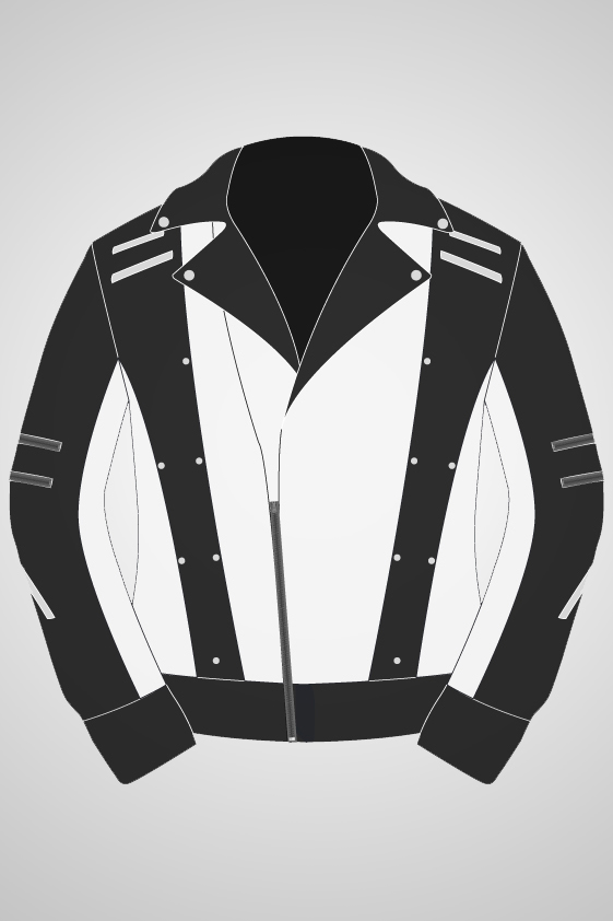 Men's Double Rider Jacket