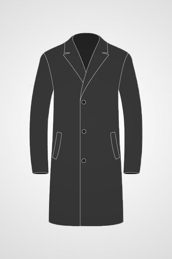 Men's Topcoat