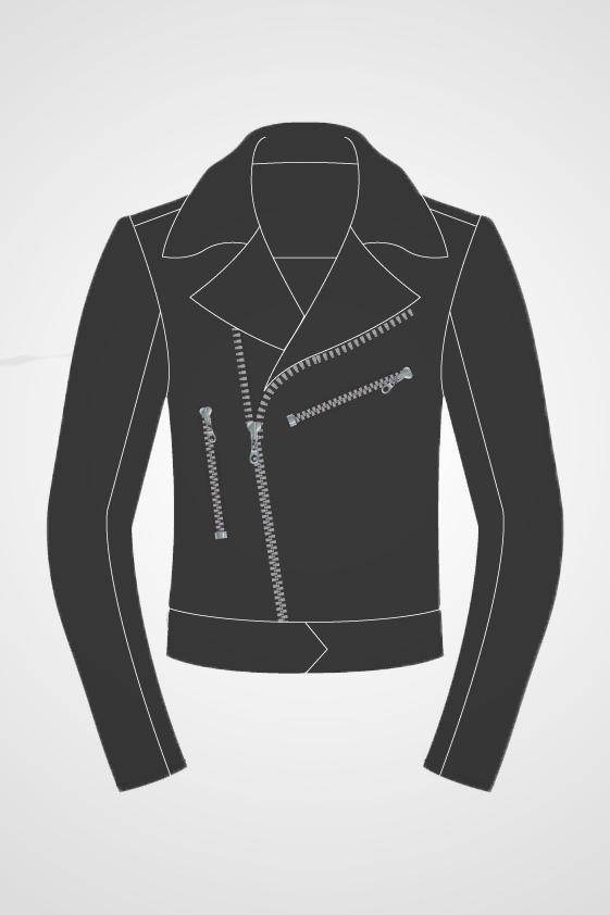 Women's Double Rider jacket