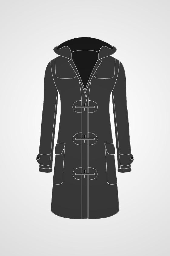 Women's Duffle Coat