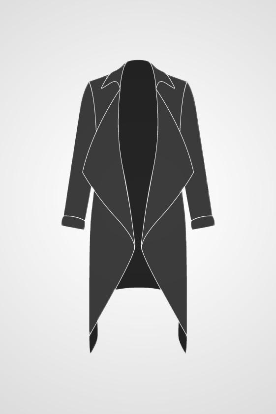 Women's Duster Coat