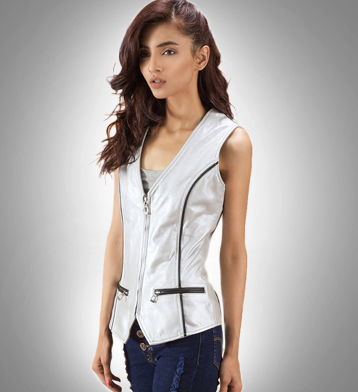 Leather vests 1498331790906
