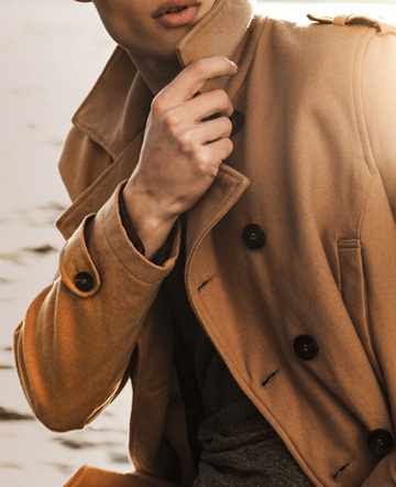 Custom Trench Coats